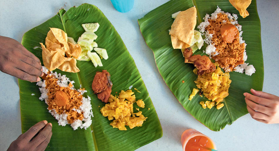 5 reasons why south Indians eat with bare hands